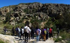 Almeria students came to learn about Ecocide